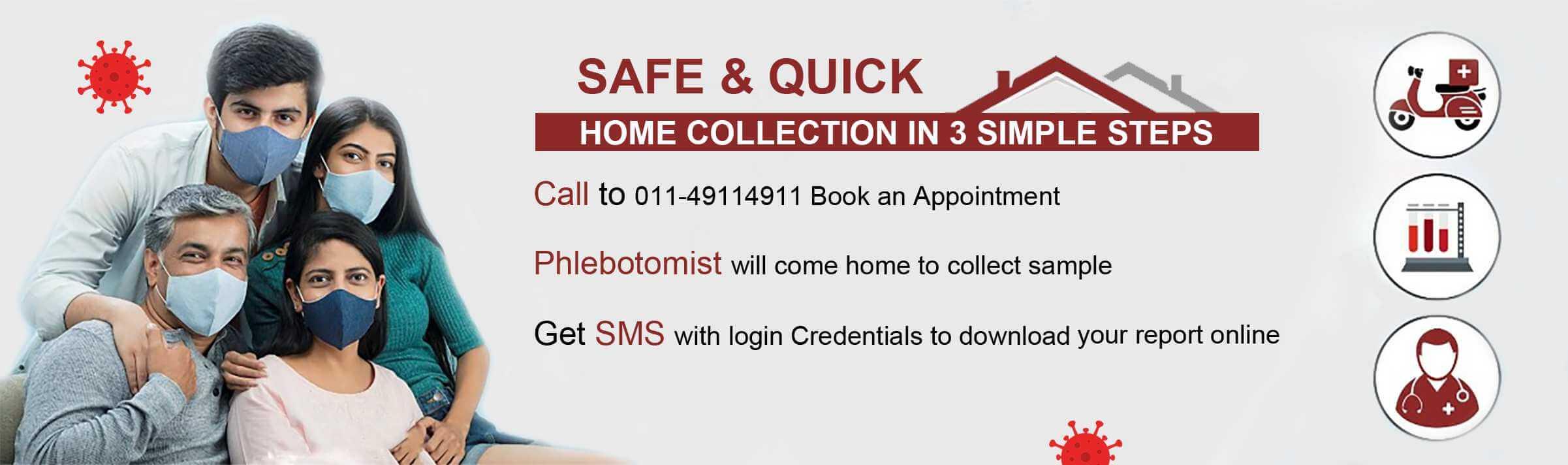 blood test banner